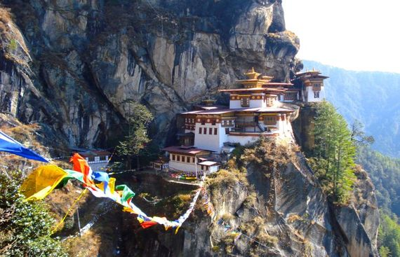 Resume that travelogue with a visit to Bhutan: Land of The Thunder Dragon