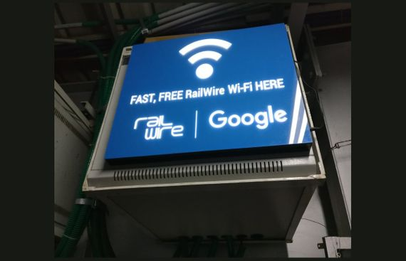 Google Shuts Free Public Wi-Fi at Railway Stations in India