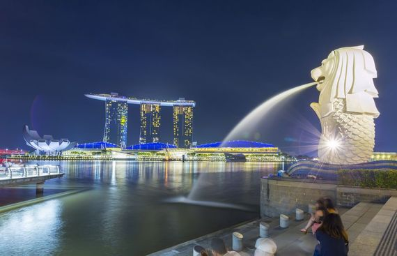 Singapore among easiest places in Asia to do business