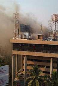 Nine deaths in Bangalore fire, shocks city