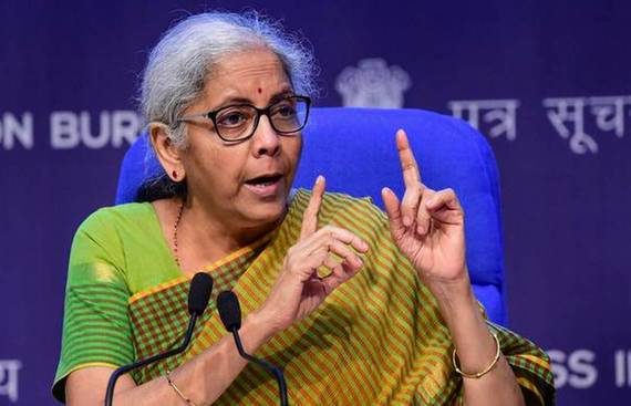 FM Nirmala Sitharaman to Roll out National Monetisation Pipeline Today