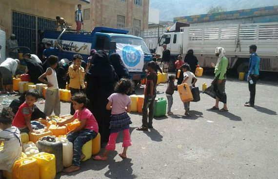 Japan gives $8 mn to boost food security in Yemen
