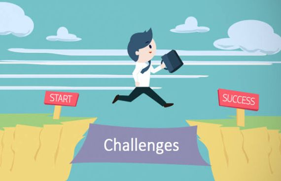 4 Most Prominent Challenges Budding Entrepreneurs Face