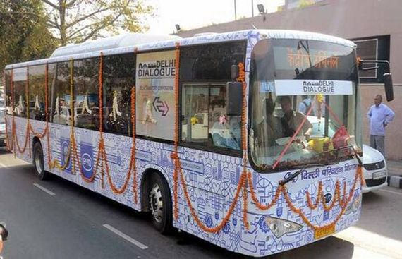 Over 3,000 Buses to be Inducted by Next Year: Delhi Govt