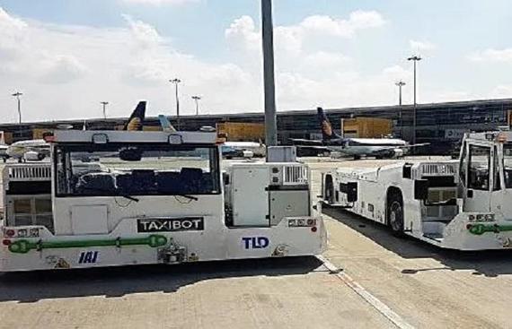 Delhi's IGI world's first airport to register 1K TaxiBot movements