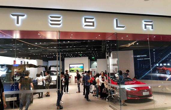 China allows Tesla Model 3 into country after brief halt