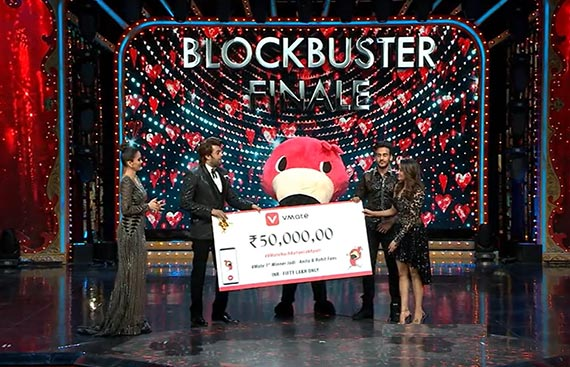 2 Million VMate Users Participated To Encourage The Celebrity jodis Of Nach Baliye Season 9
