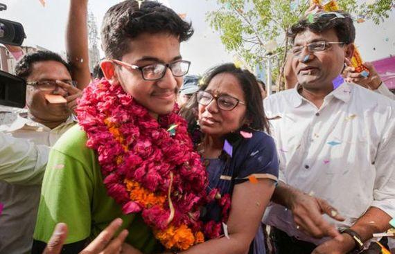 NEET 2019: Rajasthan Boy on Top, Boys Take First Six Slots