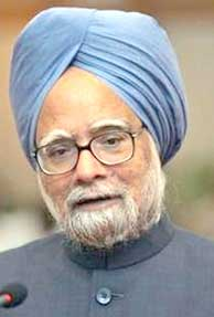 BJP steps up attack on Manmohan in the parliament