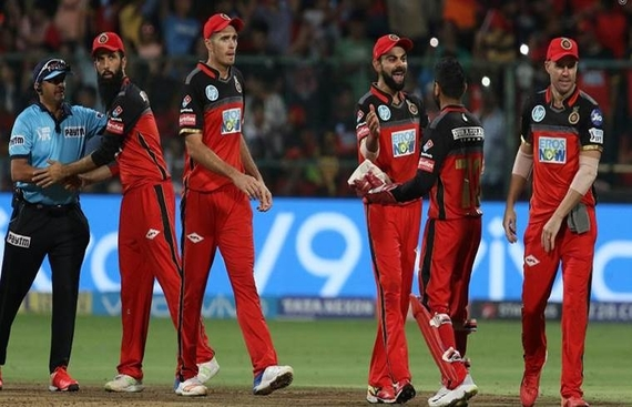 RCB fans unhappy with Kohli, team after poor start