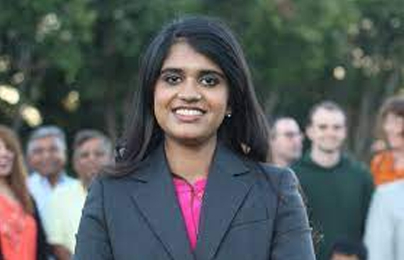 Santa Clara Board of Education Chooses Indian American Community Activist Tara Sreekrishnan to Fill Vacant Seat