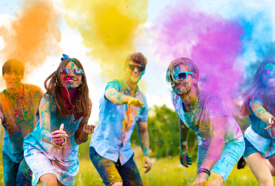 Tips and Tricks to Protect & Pamper your Skin and Hair this Holi 2021