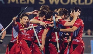 Belgium crowned 2018 hockey World Cup champions