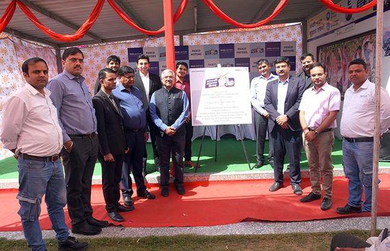 Tata Motor's Fifth Saarthi Aaram Kendra Opens at Udaipur, Rajasthan