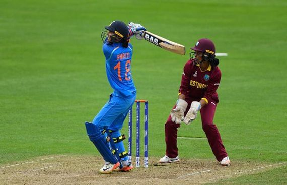 Indian Eves Shine Again in 4th T20I against WI