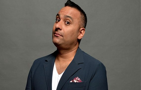 Russell Peters to bring Deported World Tour to India