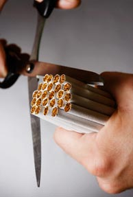 Quit smoking, get 10 percent hike