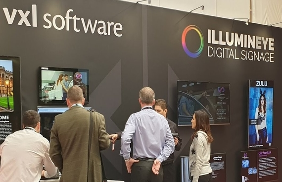VXL Software Launches User-Friendly Illumineye Digital Signage Solution