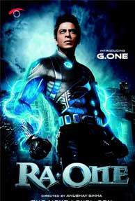 Jury's Out On 'RA.One', Earns Rs.18 cr On First Day