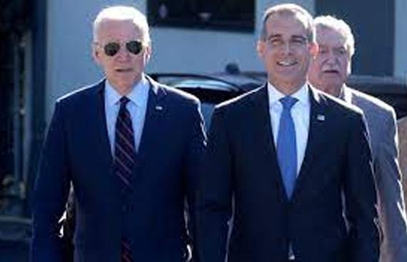 Biden Nominates Los Angeles Mayor Eric Garcetti as US Ambassador to India