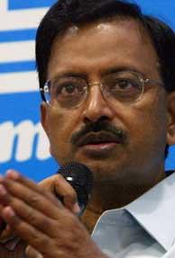Once a billionaire, Raju declared pauper