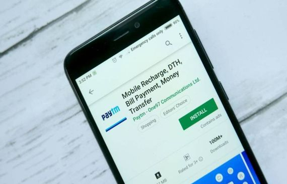 Paytm Becomes only App Offering NEFT Transactions 24/7