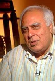 Sibal in honorary senate of Nobel laureates