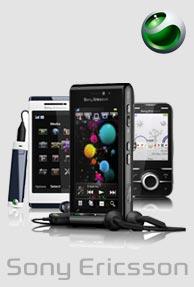 Sony Ericsson launches three smart phones