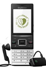 Sony Ericsson unveils 'green' Elm