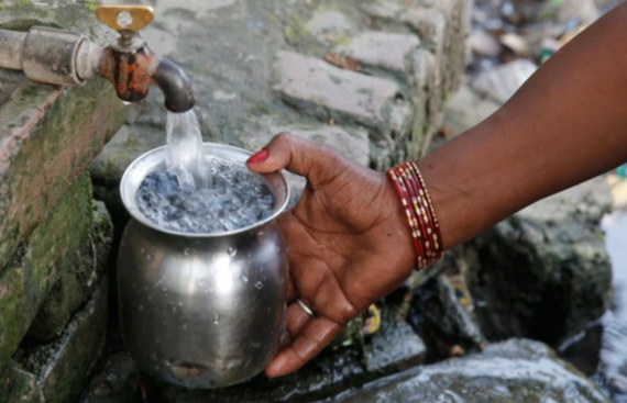 Odisha CM's scheme for drinking water direct from the tap