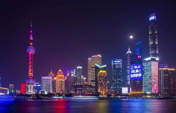 Shanghai's Hongkou becomes world's 1st 5G district