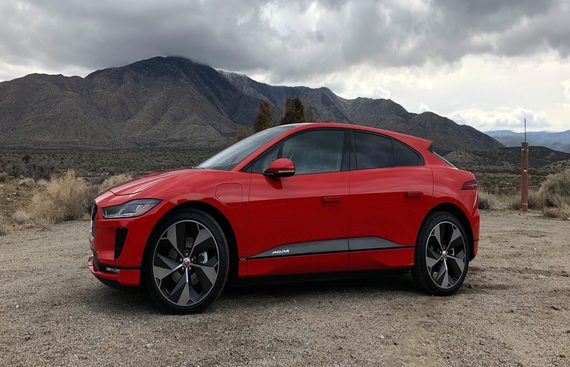 E-SUV Jaguar I-PACE launched in India, starts at Rs 105.9 Lakhs