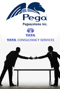 Pegasystems and TCS form global strategic alliance