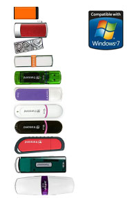 Transcend's USB Flash Drives now certified for Windows 7