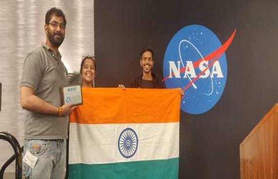 3 Indian teams win awards at NASA rover challenge