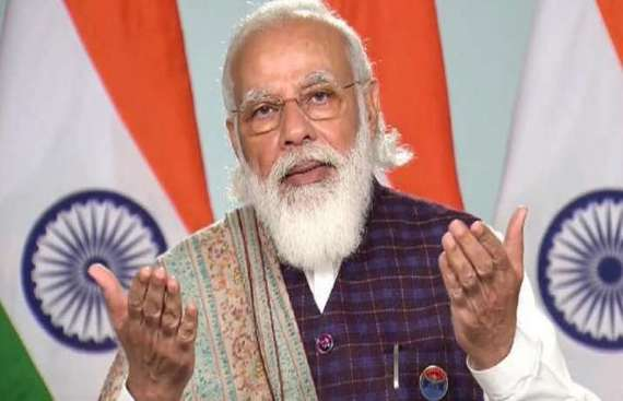PM Narendra Modi launches Indian Space Association Virtually