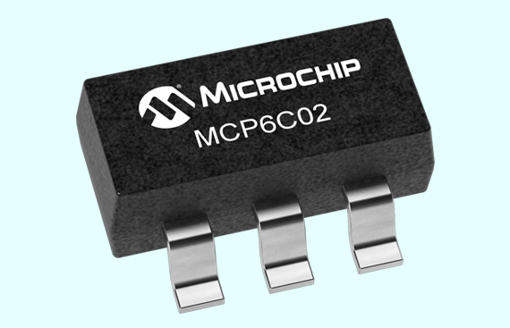 Microchip Delivers Accuracy and Energy-efficiency of Current Monitoring in High-temperature Automotive Applications