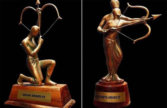Indian Athletes Honored with National Sports Award 2020