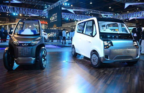 Auto Expo Begins, Plethora of Companies Participate