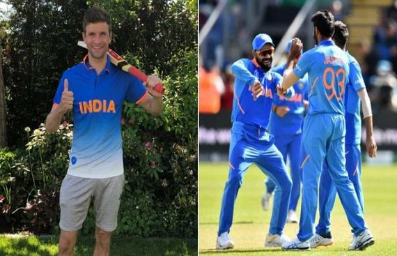 Muller wishes Kohli, team India good luck for WC