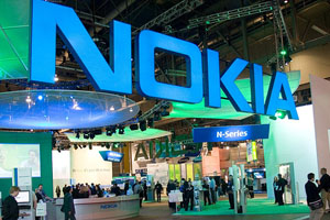Nokia Charged With Rs.2000cr Tax Notice