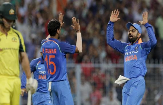 Cannot Take Bhuvi's ODI Performances for Granted: Kohli