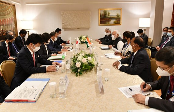 After meeting Modi, CEOs see India's prospective in attracting investments