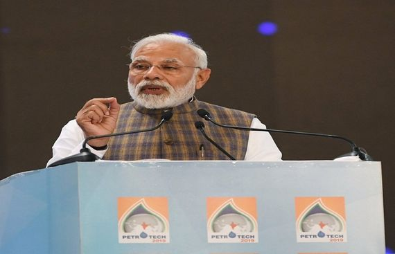 Need to move to responsible pricing in crude and balance interests says PM Modi