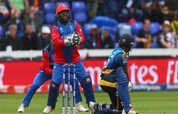 Mohammad Shahzad Ruled Out of WC with Knee Injury