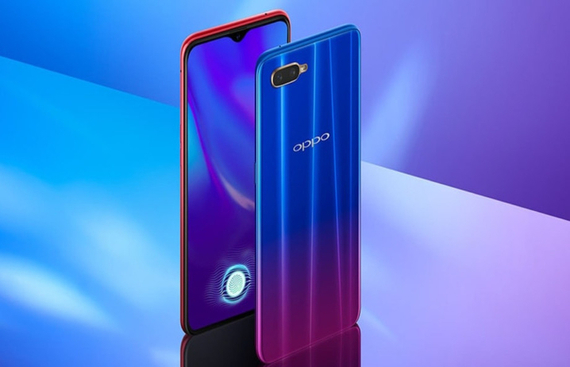 Oppo K1 launched in India for Rs 16,990