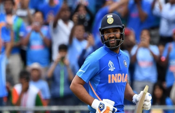 India Ride Rohit Ton to Beat Bangladesh, Qualify for Semis
