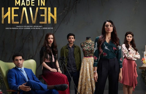 'Made In Heaven' possibly the best Indian webseries so far