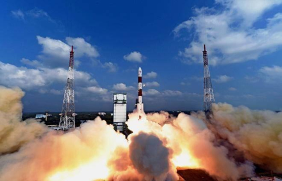 India launching electronic intelligence satellite April 1