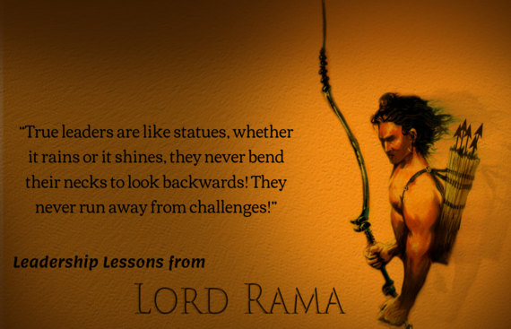 Leadership: An Entrepreneurship Lessons /Quality  that you can Learn from Ramayana